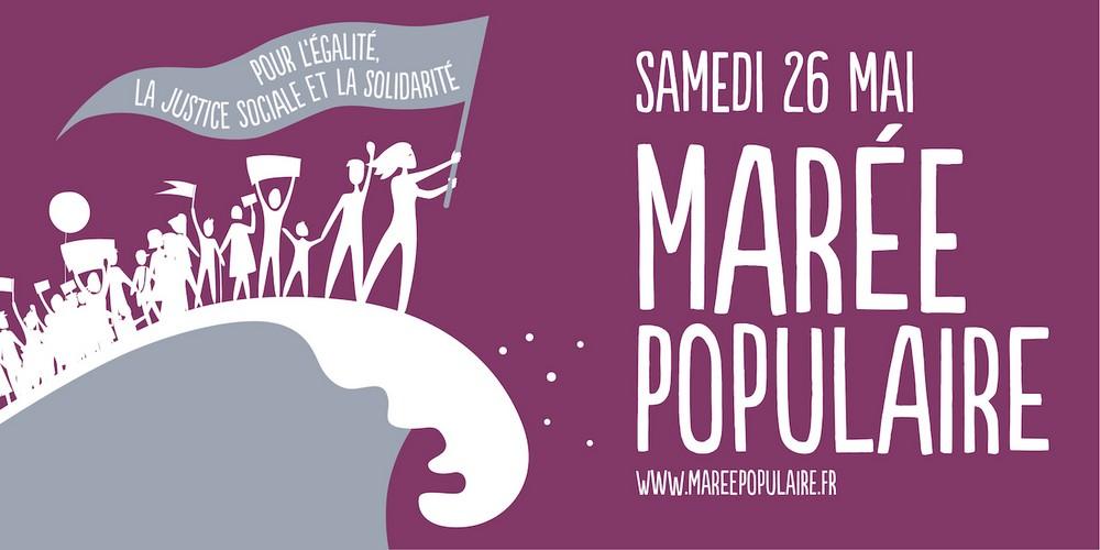 Marée populaire #26mai Déclaration de la Coopérative Ecologie Sociale Pour une unité populaire @CoopEcoloSocial